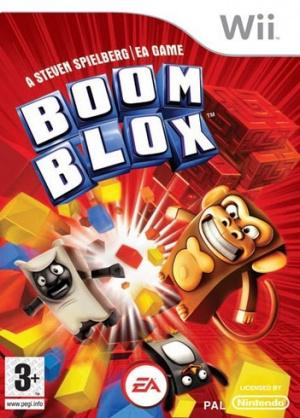 Boom Blox sur Wii