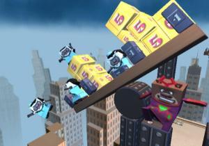 Wii : Vous avez peut-être raté Boom Blox Smash Party ?