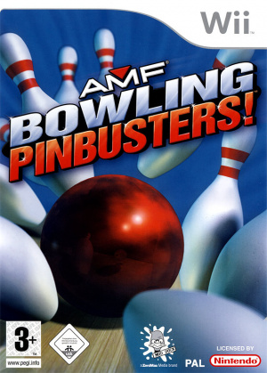 AMF Bowling Pinbusters! sur Wii