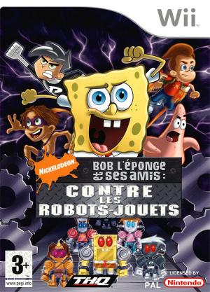 Bob l'Eponge et ses Amis : Contre les Robots-Jouets sur Wii