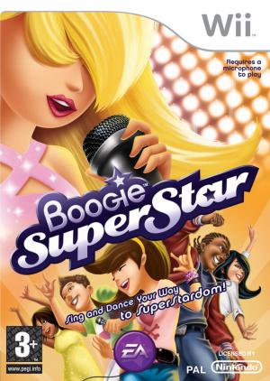 Boogie Super Star sur Wii