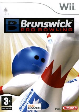 Brunswick Pro Bowling sur Wii