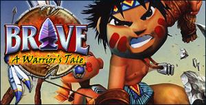 Jaquette de Brave : A Warrior's Tale sur Wii