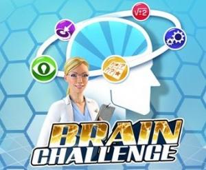 Cérébral Challenge sur Wii
