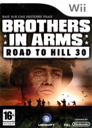 Brothers in Arms : Road to Hill 30 sur Wii