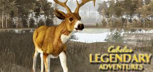 Jaquette de Cabela's Legendary Adventures sur Wii