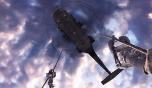 GC 2009 : Images de Modern Warfare sur Wii