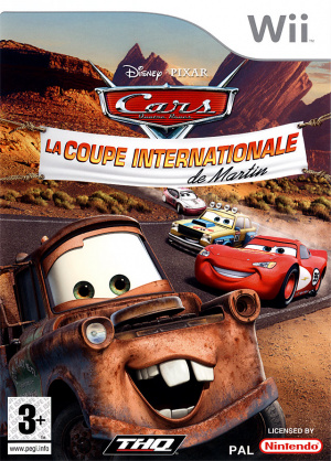 Cars : La Coupe Internationale de Martin sur Wii