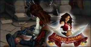 Jaquette de Captain Morgane and the Golden Turtle sur Wii