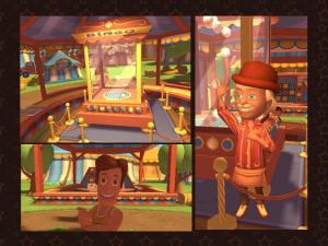 E3 2010 : Images de New Carnival Games