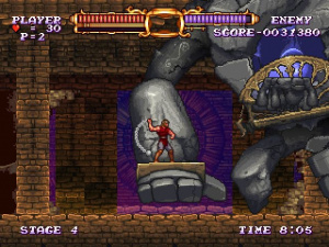 Images de Castlevania : The Adventure Rebirth