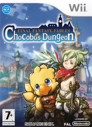 Final Fantasy Fables : Chocobo's Dungeon sur Wii
