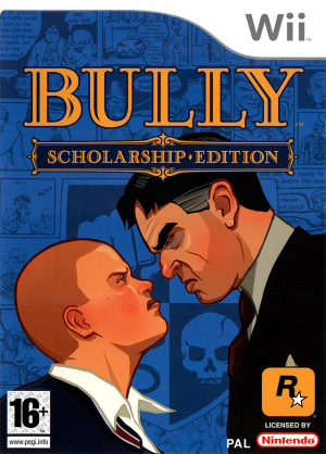Bully : Scholarship Edition sur Wii