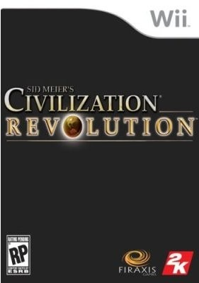 Civilization Revolution sur Wii