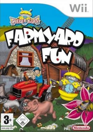 Clever Kids : Farmyard Fun sur Wii