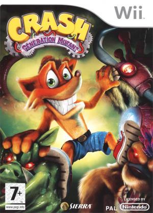 Crash : Génération Mutant sur Wii