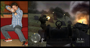 Images : Call Of Duty 3 sur Wii