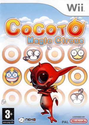 Cocoto Magic Circus sur Wii