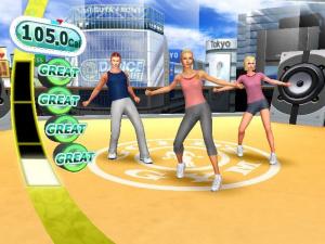 Premières images de Dance Workout