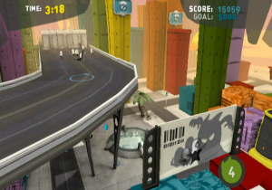 E3 2007 : de Blob prend des couleurs