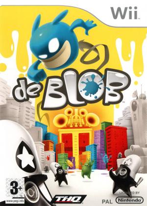 de Blob sur Wii