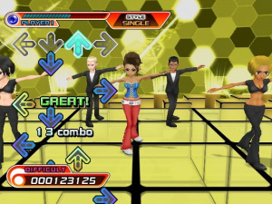 TGS 07 : DDR : Hottest Party
