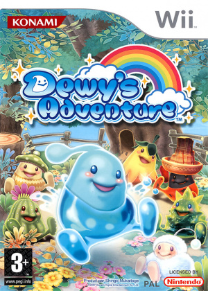 Dewy's Adventure sur Wii