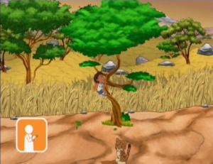 Go Diego! Mission Safari