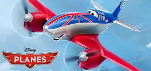 Jaquette de Disney Planes sur Wii