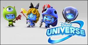 Jaquette de Disney Universe sur Wii