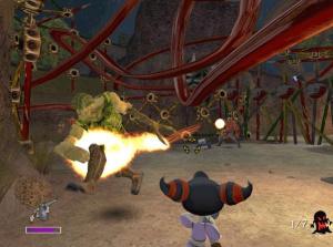 Death Jr. annoncé sur Wii en images