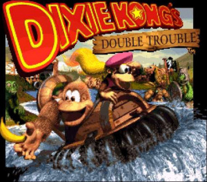 Donkey Kong Country 3 : Dixie Kong's Double Trouble sur Wii