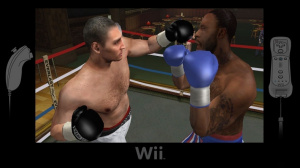 Images de Don King Boxing sur Wii