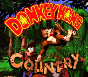 Donkey Kong Country sur Wii