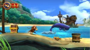 Super Kong à la rescousse dans Donkey Kong Country Returns