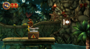 5 millions de Donkey Kong Country Returns