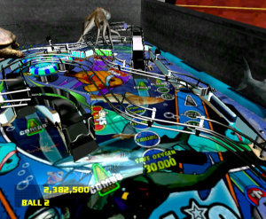 Images de Dream Pinball 3D