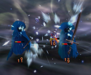 Dragon Quest Swords : The Masked Queen And The Tower Of Mirrors