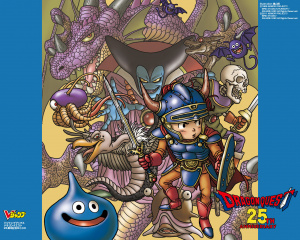 Dragon Quest I-II-III sur Wii
