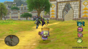 Images de Dragon Quest X