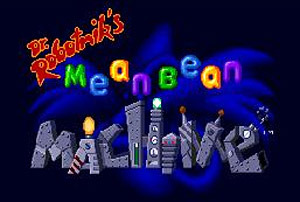 Dr. Robotnik's Mean Bean Machine sur Wii