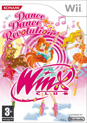 Dance Dance Revolution : Winx Club