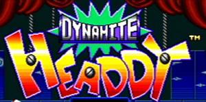 Dynamite Headdy sur Wii