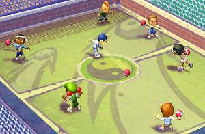 E3 2007 : EA Playground raye les parquets de la DS et de la Wii