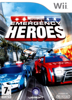 emergency heroes sur wii. Black Bedroom Furniture Sets. Home Design Ideas