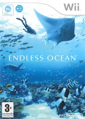 Endless Ocean sur Wii