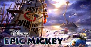 Jaquette de Epic Mickey sur Wii