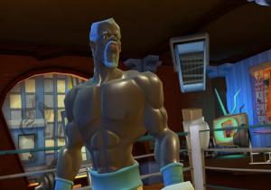 Images de Facebreaker sur Wii