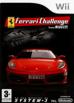 Ferrari Challenge sur Wii