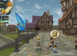 Final Fantasy Crystal Chronicles : My Life as a King